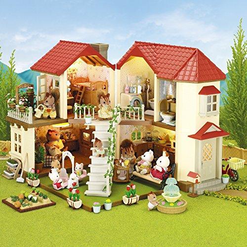 Puppenhaus von Sylvanian Families