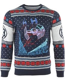 NUMSKULL X Wing Chase Sweater Mixte: : Vêtements et