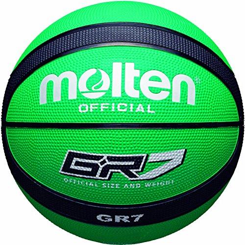 Molten BGRGK - Balon de Baloncesto de exhibición