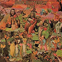 Iron Butterfly Live [Limited] [Import USA]
