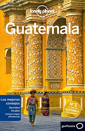 Lonely Planet Guatemala (Travel Guide) por Lonely Planet