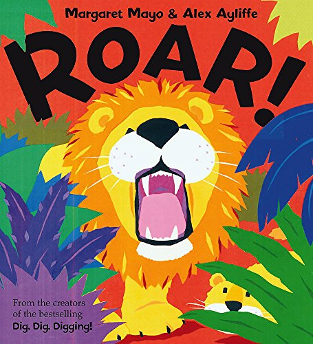 Roar! Cover Image