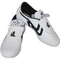 Scarpe da Kung Fu, Scarpe per Arti Marziali Uomo Scarpe Taekwondo Scarpe Tai Chi Scarpe Wu Shu Kung Fu per Allenamento…