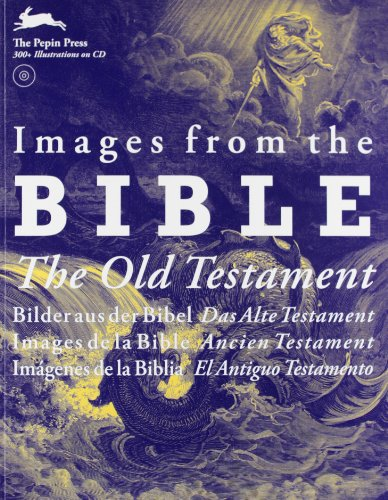Images from the Bible, The Old Testament : Edition anglais, allemand, français, espagnol (1Cédérom)