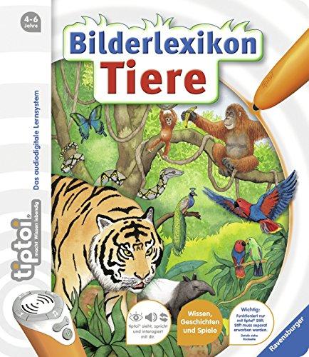 Preisvergleich Produktbild tiptoi® Bilderlexikon Tiere (tiptoi® Bilderbuch)