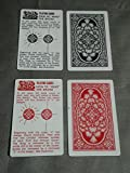 SPY Marked Magic Playing cards best For Flash (Grand Master)