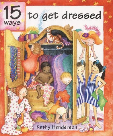 15 ways to get dressed