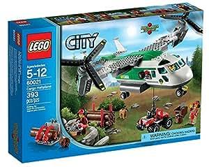 LEGO City Airport 60021 - Biplano Merci, 5-12 Anni