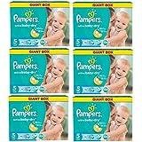 """Pampers Windeln Active Baby Dry Junior Gr. """"5"""" 11-18 Kg Bis zu 468 Stk Monatsbox"""