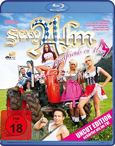 Staffel 4 (Uncut Edition) [Blu-ray]