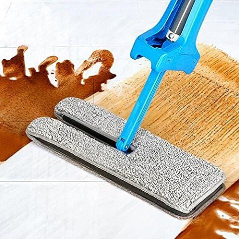 Frashing Doppelseitige Nicht Hand Waschen Flache Mop Holzboden Mop Staub Push Mop Reinigungswerkzeuge