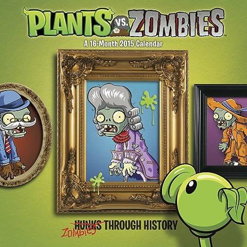 Plants vs. Zombies 2015 Calendar