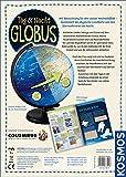 Kosmos Experimente und Forschung 673017 - Tag und Nacht Globus von KOSMOS