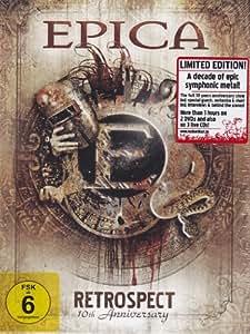 Retrospect (2 DVD + 3CD)