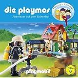 Die Playmos - Folge 6: Abenteuer auf dem Eichenhof. Hörspiel.
