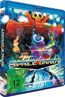 Space Dandy - Vol. 2 [Blu-ray]