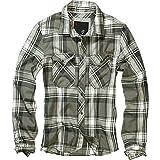 Brandit Checkshirt oliv XL