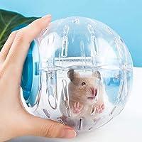 Petzlifeworld Running Exercise Ball for Hamster/Dwarf/Mice/Gerbil/Mouse (Multi Colour)