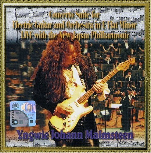 Concerto Suite for Elect by Yngwie Malmsteen (2002-04-09)