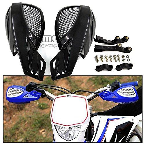 Accesorios para ATV de 18 cm Protectores para las manos de la barra en motos KTM Protectores para manos para Honda Yamaha Suzuki