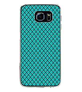 Colourful Pattern 2D Hard Polycarbonate Designer Back Case Cover for Samsung Galaxy S6 Edge :: Samsung Galaxy S6 Edge G925 :: Samsung Galaxy S6 Edge G925I G9250 G925A G925F G925FQ G925K G925L G925S G925T