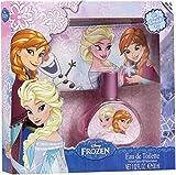 AIR-VAL Disney Frozen Duft 30 ml und Kosmetiktäschchen Geschenk-Set, 1er Pack (1 x 1 Stück)