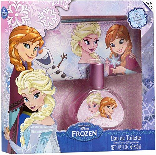 Disney La Reine des Neiges Coffret Eau de Toilette pour enfant 30 ml + Trousse 0663350051360