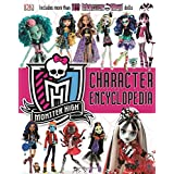 Monster High Character Encyclopedia (Dk)