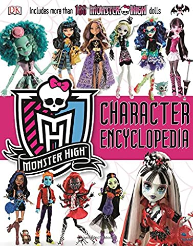 Highs Monster - Monster High Character