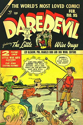 Daredevil Comics v1 #95 (English Edition)