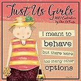 Just Us Girls 2017 Calendar