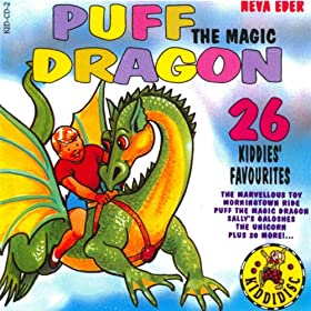 Puff The Magic Dragon - 26 Kiddies' Favourites
