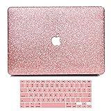 Belk Coque rigide pour MacBook Pro 13'' A1278, 2 en 1 ultra mince en polycarbonate...