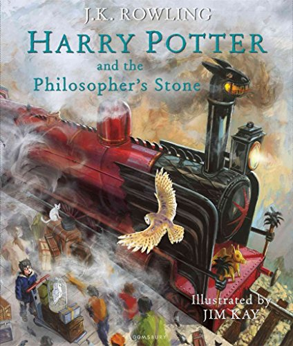 [(Harry Potter and the Philosopher's Stone)] [Author: J. K. Rowling, Jim Kay] published on (October, 2015)