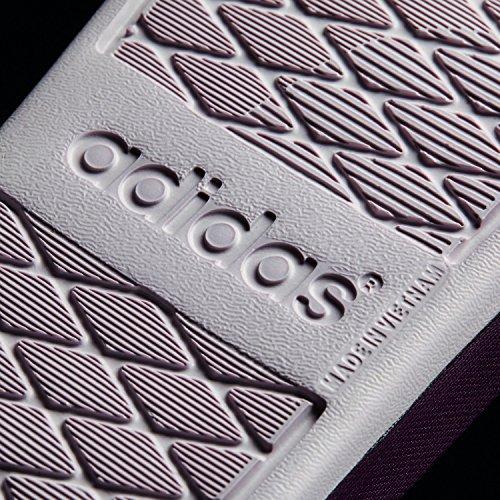 adidas adilette CF+ armad W Badelatsche Badeschuhe Badesandale S75824 maroon NEWNAV/WHT/NEWNAV