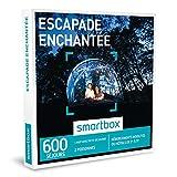 SMARTBOX - Coffret Cadeau - ESCAPADE ENCHANTÉE - 600 séjours : hébergements insolites ou hôtels de 3* à 5*