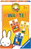 Miffy Kartenspiel - Quartett (ab 3 Jahren)