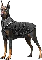 Wasserdichte Haustier Jacke Hunde Winter Warme Regen Mäntel Reflektierende Nacht Sicherheit Kleidung Für Pet Protector Outdoor Bekleidung Kleidung für Kleine Mittelgroße Hunde