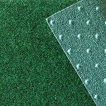 Césped Artificial Balcón–Alfombra Césped Con Grano Verde diferentes tamaños, 102012, 133x300