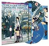 Dibujos Animados, La Chica Que Saltaba A Través Del Tiempo, Edicion Coleccionista Blu-ray + DVD + Libro de 72 Paginas [Blu-ray]