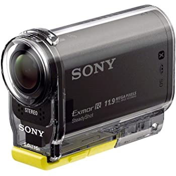 Sony HDR-AS30V High Definition POV Action Video Camera (Black)