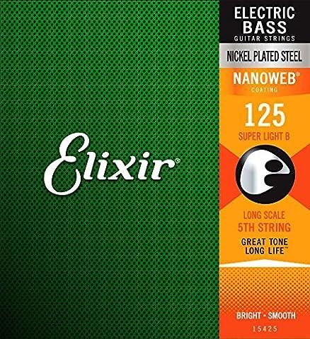 Corde Guitare Elixir - Elixir CEL 15425 Corde pour Guitare Basse