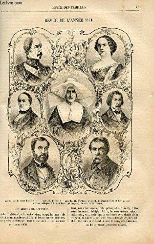 Le musée des familles - lecture du soir - livraison n°24 - Etudes biographiques - Samuel Hahnemann, fondateur de l'homoeopathie (homopathie) par Pitre Chevalier.
