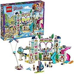 Lego Friends Le Complexe Touristique d'Heartlake City 41347 (1017 pièces)