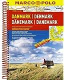 Dänemark 1:200 000 (Spiralbindung)