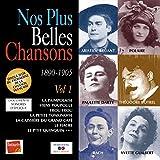 Nos plus belles chansons, Vol. 1: 1890-1905