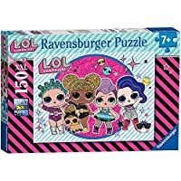 Ravensburger UK 12883 Ravensburger LOL Surprise Girls Night Out XXL 150pc Jigsaw Puzzle,