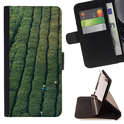 momo-phone-case-flip-funda-de-cuero-case-cover-farmer-green-nature-field-mountain-motorola-moto-x-pl