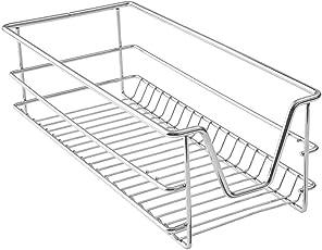 MCTECH Küchenschublade Teleskopschublade Schrankauszug Schlafzimmerschränke  Küchenschrank Vollauszug Schublade