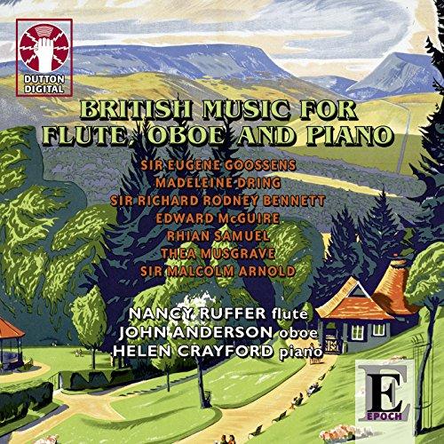 British Music for Flute, Oboe ...